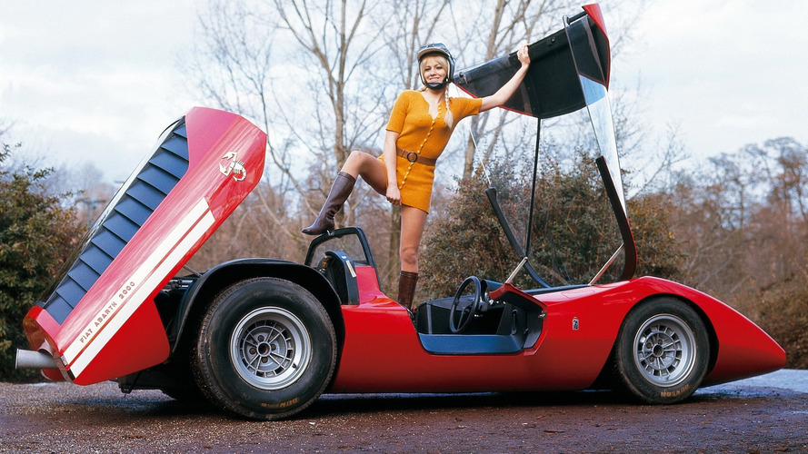 Concept We Forgot: 1969 Fiat Abarth 2000 Scorpione