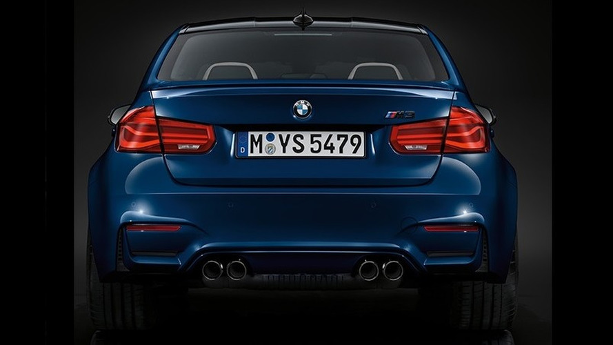 BMW M3 2018 facelift