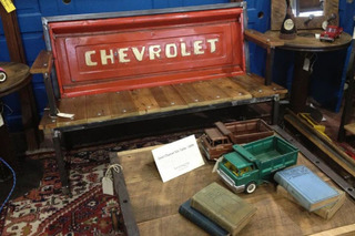 10 Awesome DIY(ish) Automotive Furniture Projects
