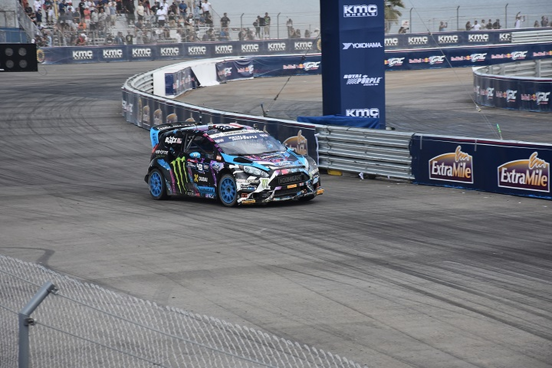Global Rallycross is Part Rally, Part Demolition Derby