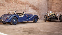 Morgan 4/4 80th Anniversary Edition