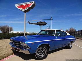 eBay Car of the Week: 1969 Chevrolet Chevelle SS396