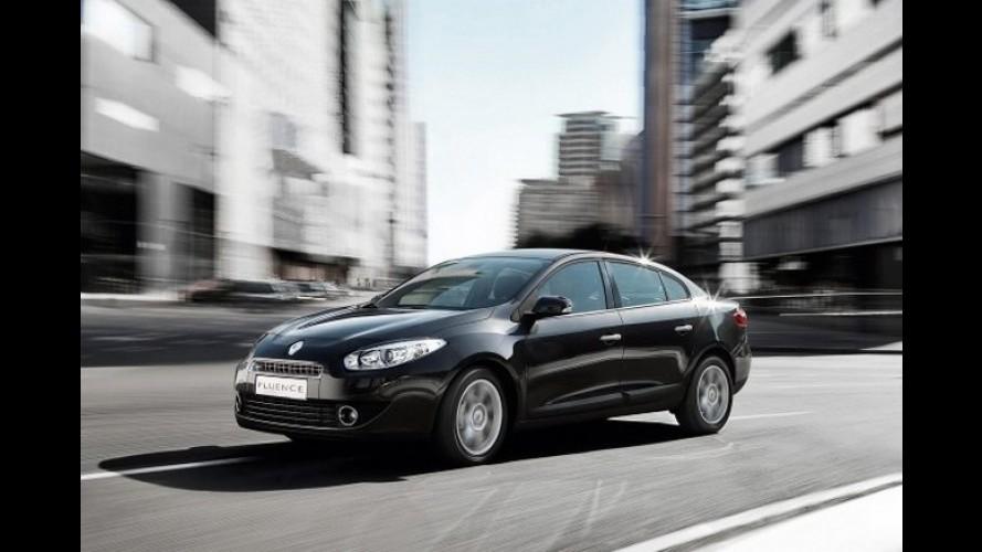 Renault Fluence série especial Black Edition é lançado na França