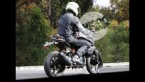 Flagra: eis a naked sub-500 que a BMW está preparando!
