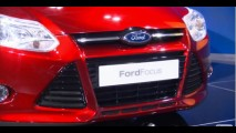 VÍDEO oficial mostra mais detalhes do Novo Ford Focus 2011 hatch e sedan