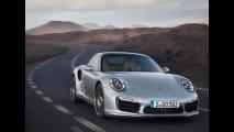 Novo Porsche 911 Turbo S 2014 faz 0 a 100 km/h em 3,1 segundos