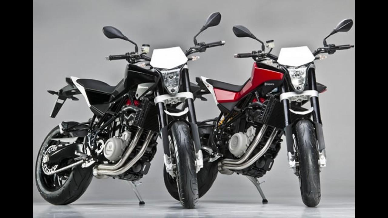 Husqvarna volta ao Brasil patrocinando copa de enduro - motos serão vendidas nas lojas da BMW
