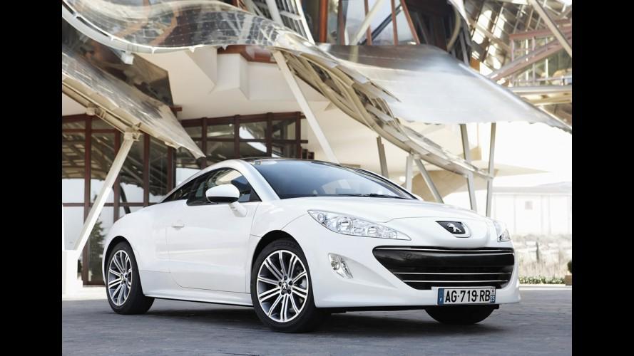 Salão do Automóvel: Peugeot RCZ também tem presença confirmada