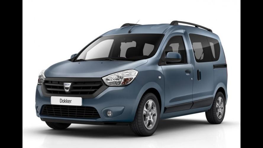 Novo Renault Kangoo? Dacia Dokker é revelado oficialmente