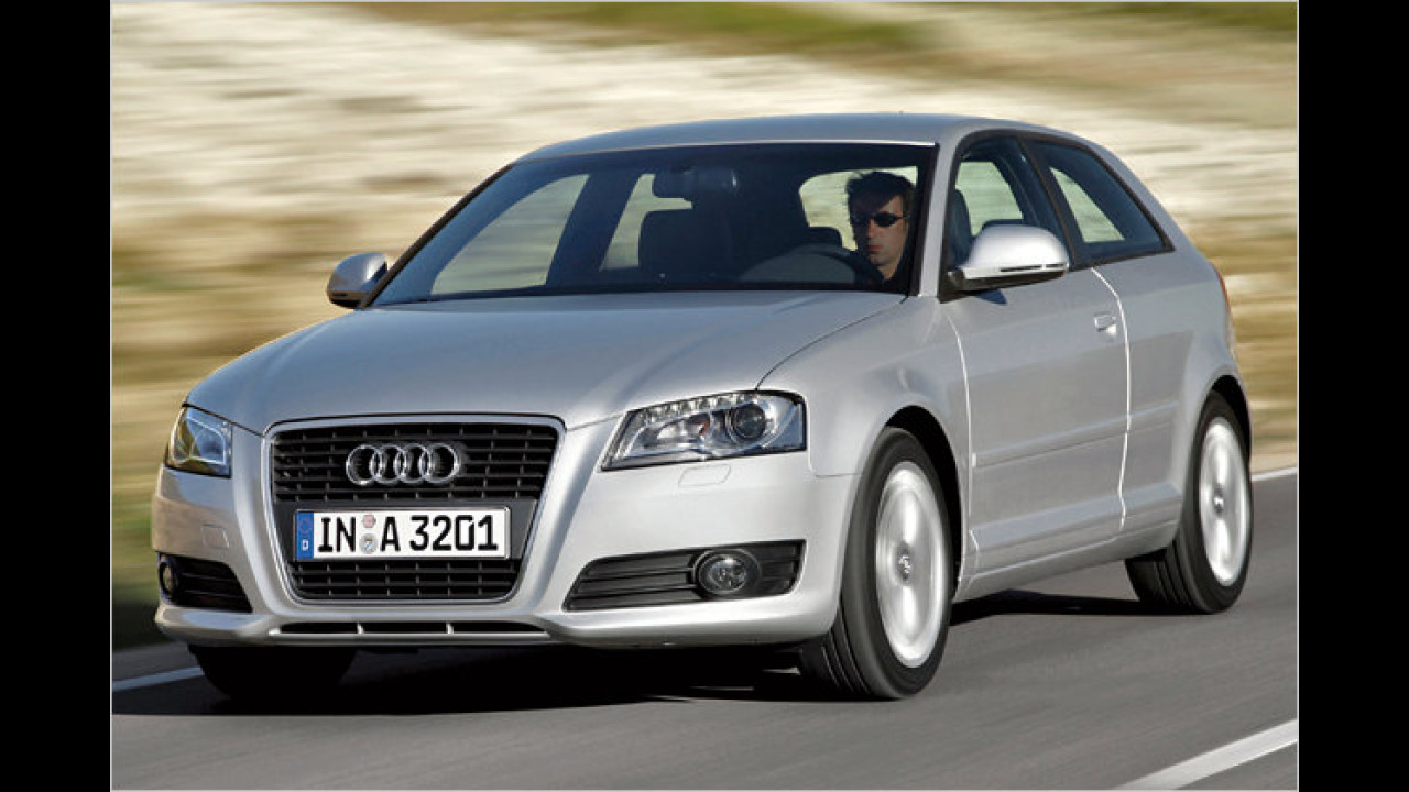Audi A3 1.9 TDI e Attraction DPF
