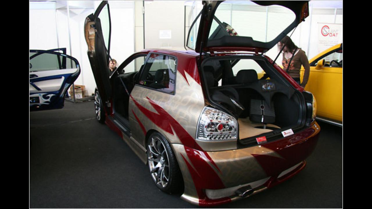 Die krassesten Autos der Tuning World 2010