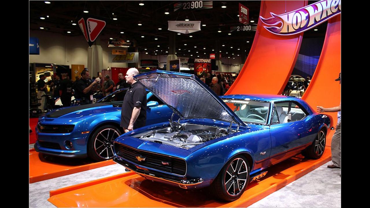 Chevrolet Hot Wheels