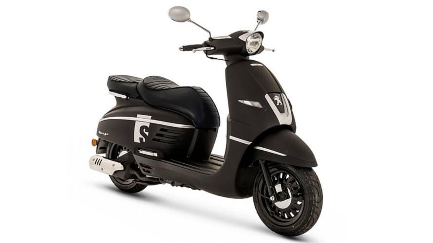 El Peugeot Django, scooter oficial de Madrid Orgullo 2018