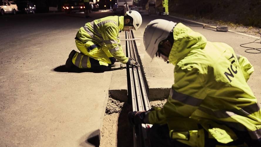 Svezia, in funzione la prima strada elettrificata