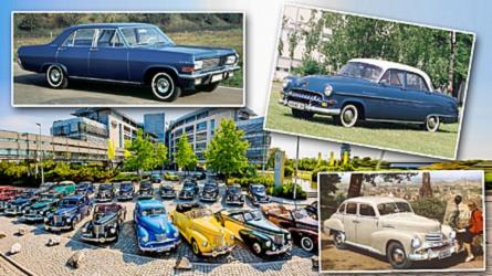 Flaggschiff von früher: 80 Jahre Opel Kapitän