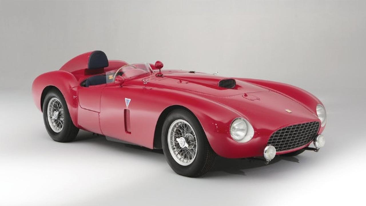 8. Ferrari 375-Plus Spider Competizione