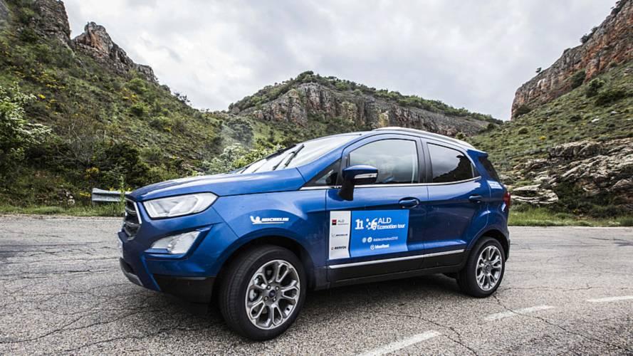 Disputamos el ALD Ecomotion Tour 2018 con un Ford EcoSport 2018