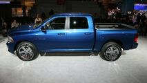 2009 Dodge Ram Unveiled at Detroit