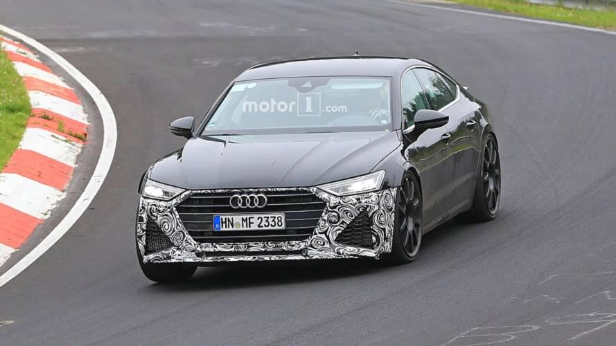 L'Audi RS 7 Sportback surprise sur le Nürburgring