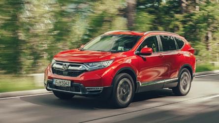 Neuer Honda CR-V im Test