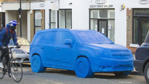 Chevrolet Orlando Play-Doh sculpture appears in London