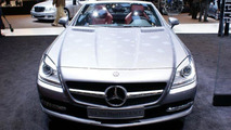 2012 Mercedes-Benz SLK 200 BlueEfficiency live in Geneva - 03.03.2011
