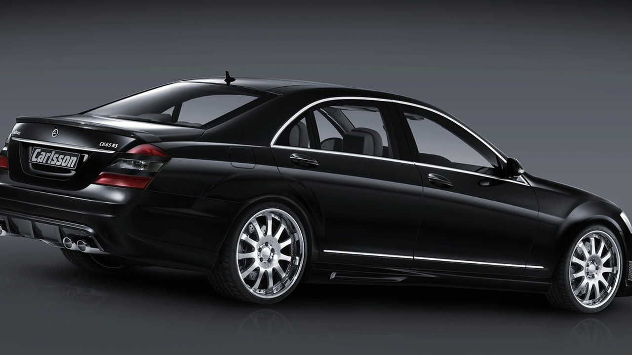 Noble RS-design kit by Carlsson for Mercedes S-class