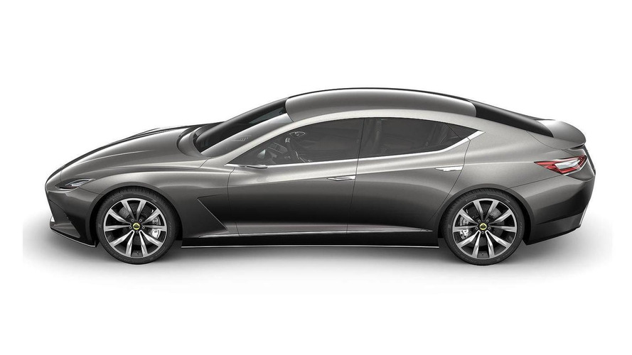 Lotus confirms plans for SUV and sedan but will first update current lineup