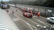 Fifteen Ferrari 599XX and four FXXs line up for Nurburgring Ferrari event