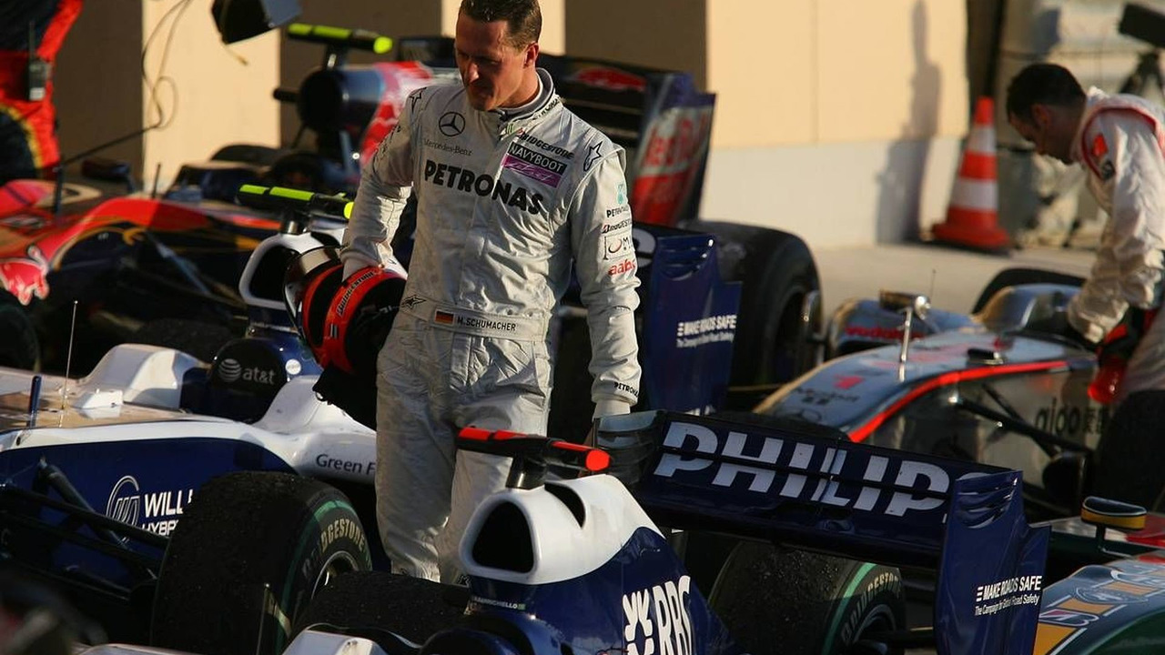 Michael Schumacher (GER), Mercedes GP Petronas, Bahrain Grand Prix, 14.03.2010 Sakhir, Bahrain,