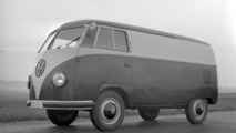 Volkswagen Transporter T1 van 1950