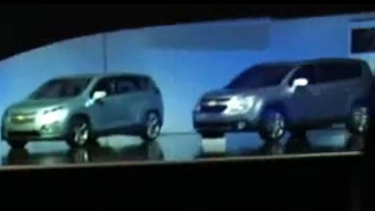 Chevrolet Volt MPV, Orland o MPV leaked video screenshot - 620 - 19.04.2010