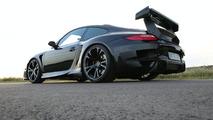TechArt GT Street RS Sets New Lap Record at Sachsenring