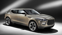 Aston Martin negotiating for a Mercedes-based crossover - report