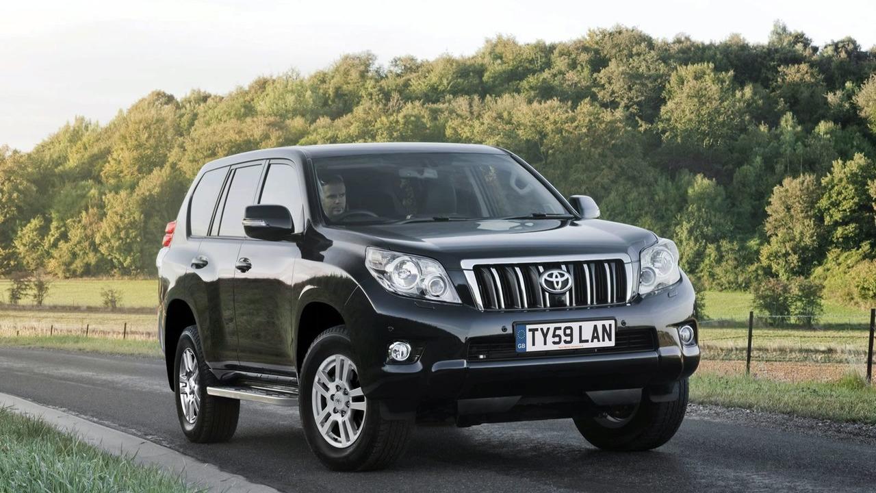 Toyota Land Cruiser Prado gebraucht kaufen bei AutoScout24