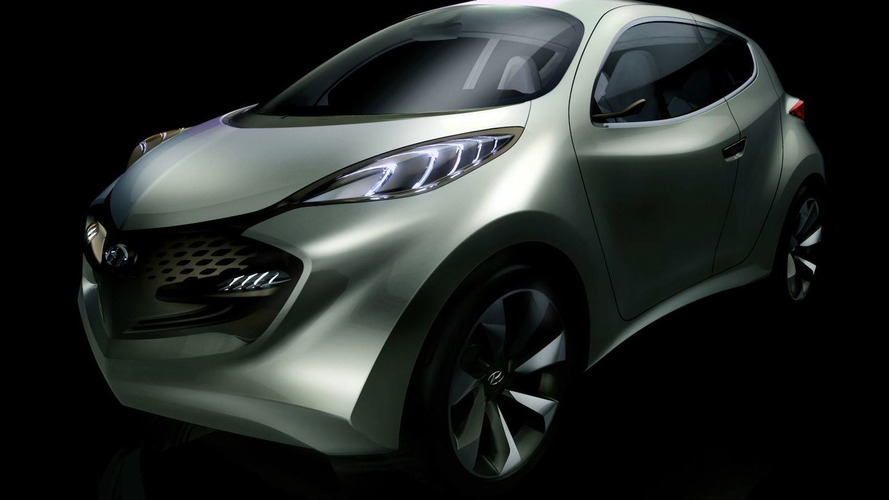 Hyundai to Unveil ix-Metro Hybrid Electric CUV & i10 Electric Concepts in Frankfurt