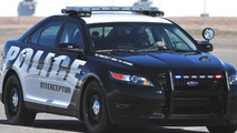 Ford Taurus Interceptor police car 01.09.2010