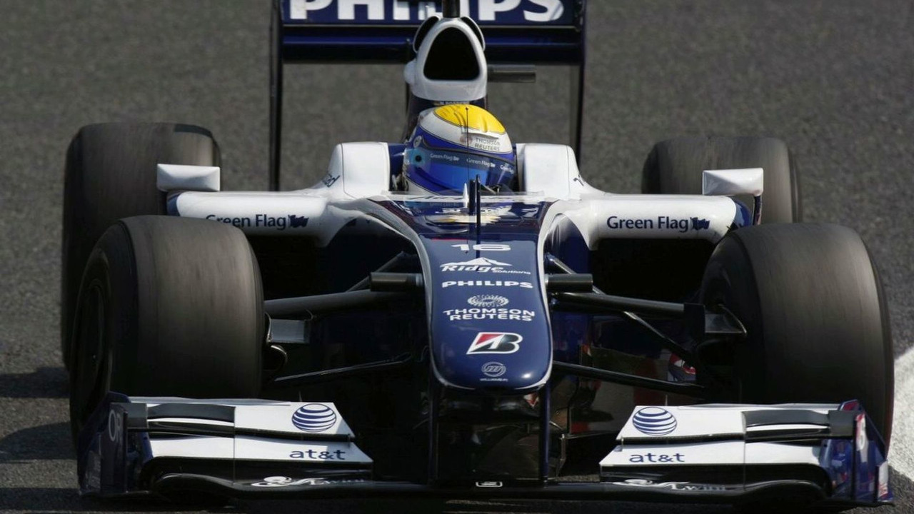 Nico Rosberg (GER), WilliamsF1 Team, Japanese Grand Prix, Suzuka, Japan, 04.10.2009