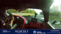 Chevy Corvette Z06 Nurburgring