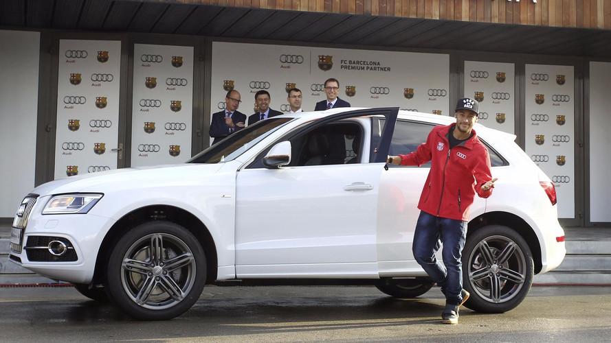 Neymar cars