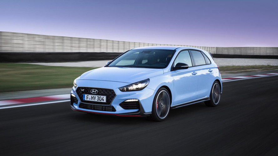 Hyundai i30 N Officially Revealed To Spice Up Hot Hatch Game