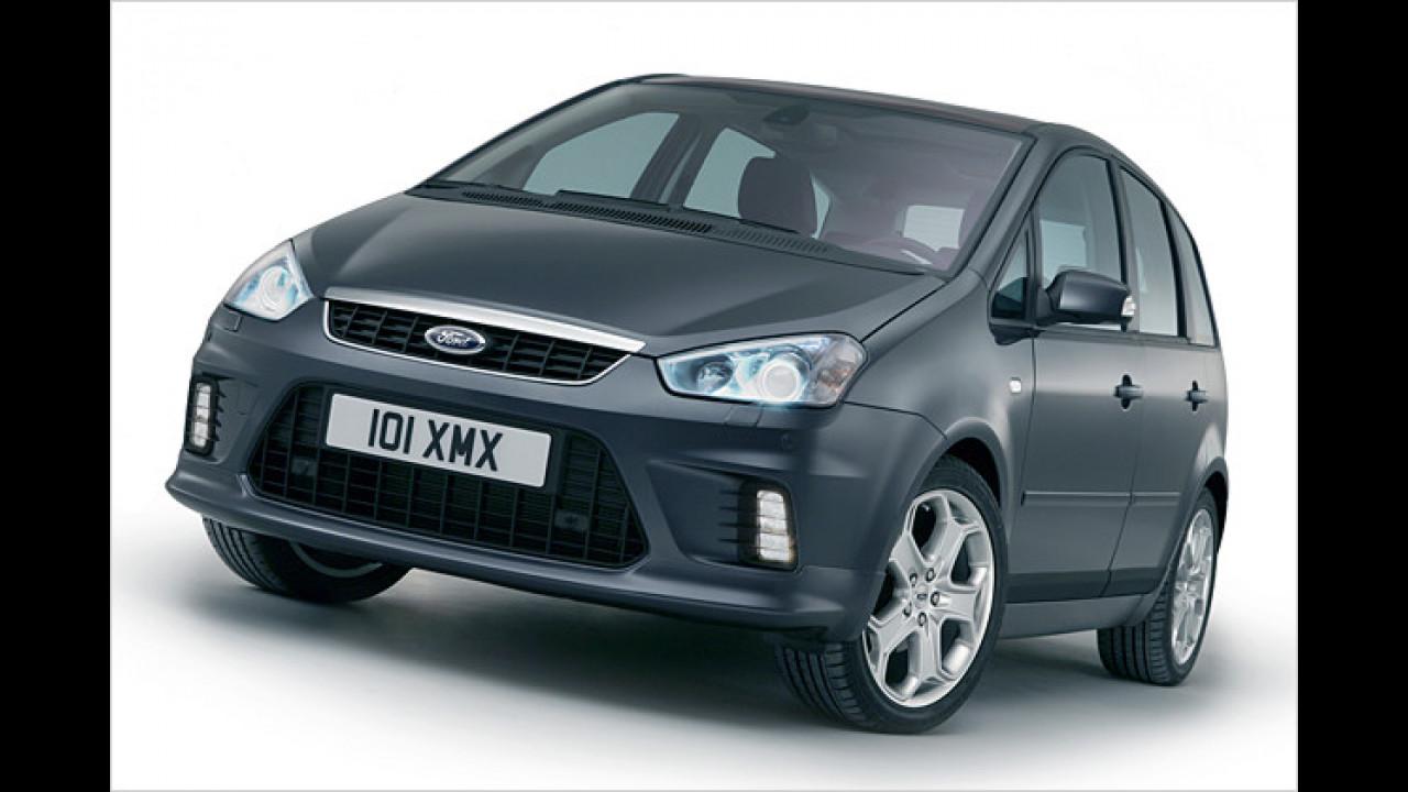 Aufgefrischt: Ford C-Max