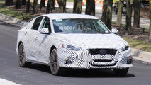2019 Nissan Altima Spy Shots