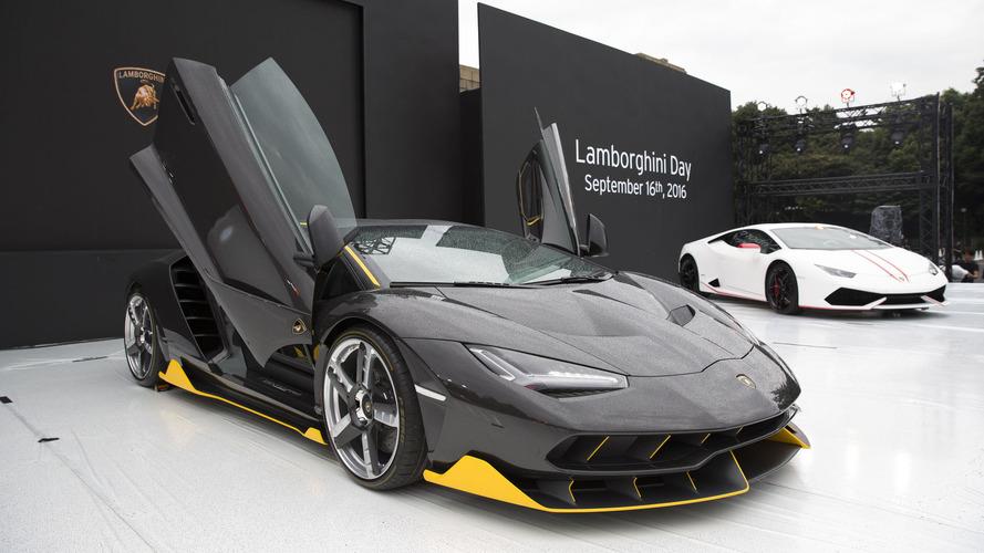 Lamborghini Tokyo'daki etkinlikle karbon fiber kullanımının 30. yılını kutladı