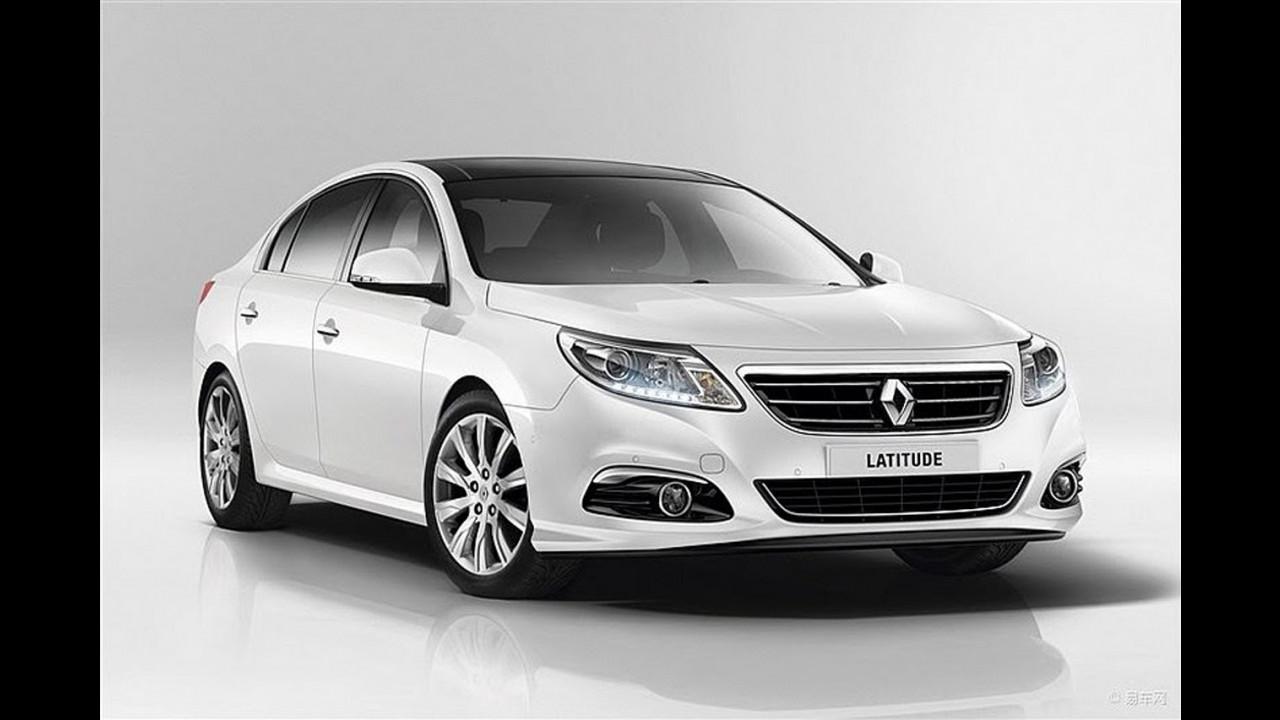 Renault Latitude restyling