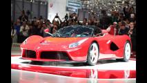 Ferrari al Salone di Ginevra 2013