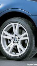 BMW X3 Leichtmetallrad 19' Doppelspeiche 150