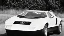 Mercedes-Benz C 111/I 1969